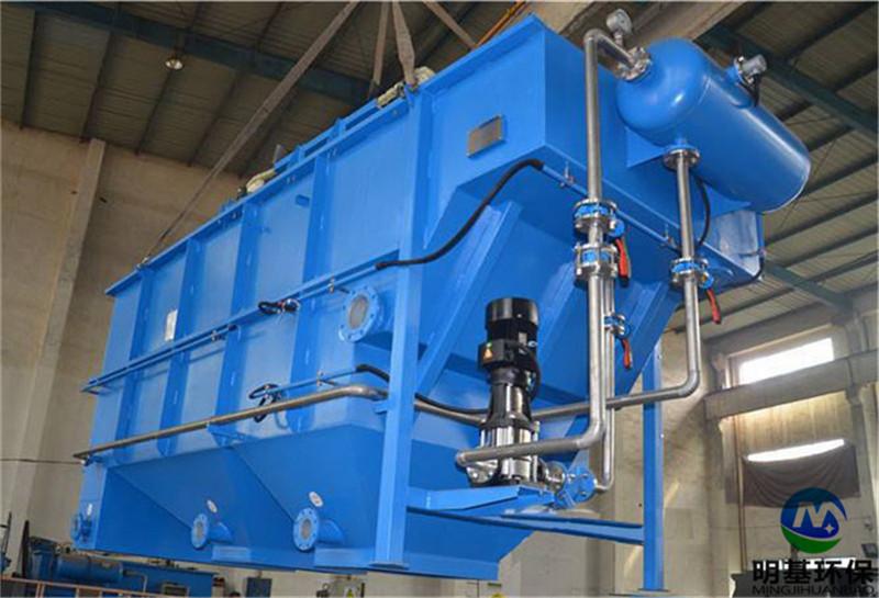 涡凹气浮机的系统优点介绍